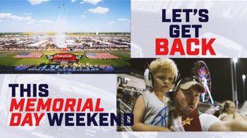 Charlotte Motor Speedway TV Spot, 'Memorial Day Weekend: Coca-Cola 600'