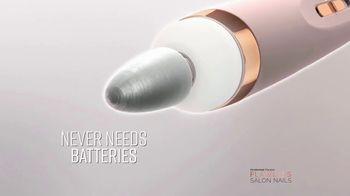 Finishing Touch Flawless Salon Nails TV Spot, 'Spa Quality Nail Treatment' - Thumbnail 4