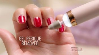 Finishing Touch Flawless Salon Nails TV Spot, 'Spa Quality Nail Treatment' - Thumbnail 7