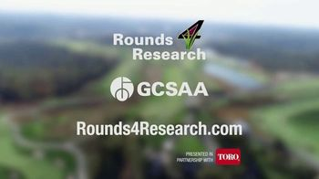 Golf Course Superintendents Association of America TV Spot, 'Rounds 4 Research' - Thumbnail 9