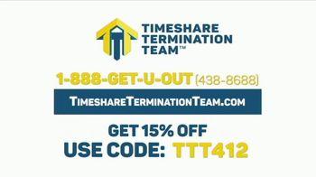 Timeshare Termination Team TV Spot, 'Endless Frustration' - Thumbnail 10
