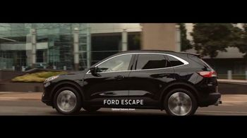 Ford TV Spot, 'Because of This: SUVs: Crew and Cargo' [T2] - Thumbnail 1