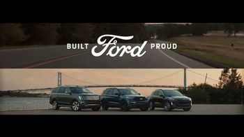 Ford TV Spot, 'Because of This: SUVs: Crew and Cargo' [T2] - Thumbnail 3