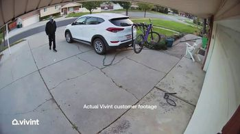 Vivint TV Spot, 'My Vivint Story: A Bike, Bolt Cutters and a Whistle' - Thumbnail 2