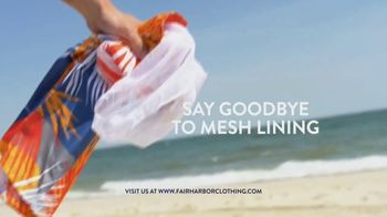 Fair Harbor TV Spot, 'Anti-Mesh' - Thumbnail 4
