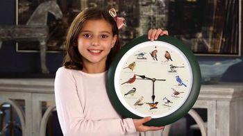 Mark Feldstein & Associates The Singing Bird Clock TV Spot, '25th Anniversary'