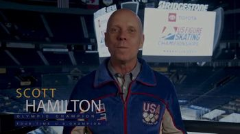 U.S. Figure Skating TV Spot, '2022 Nashville: Championships' Featuring Scott Hamilton - 6 commercial airings
