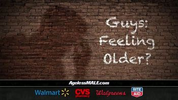 Ageless Male TV Spot, 'Getting Older'