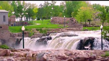 South Dakota Department of Tourism TV Spot, 'Someplace New' - Thumbnail 3