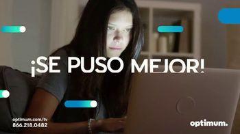 Optimum TV Spot, 'Se puso mejor: $50 y $200 tarjeta prepagada Visa' [Spanish] - Thumbnail 2