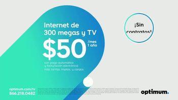 Optimum TV Spot, 'Se puso mejor: $50 y $200 tarjeta prepagada Visa' [Spanish] - Thumbnail 3