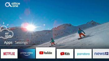 Optimum TV Spot, 'Se puso mejor: $50 y $200 tarjeta prepagada Visa' [Spanish] - Thumbnail 6
