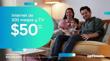 Optimum TV Spot, 'Se puso mejor: $50 y $200 tarjeta prepagada Visa' [Spanish] - Thumbnail 7