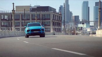 Porsche Macan TV Spot, \'All of the Above\' [T2]