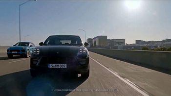 Porsche Macan TV Spot, 'All of the Above' [T2] - Thumbnail 5
