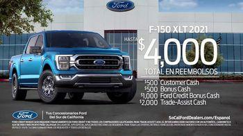 2021 Ford F-150 TV Spot, 'Grandeza' [Spanish] [T2] - Thumbnail 8