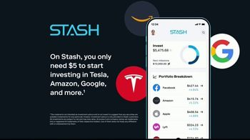Stash TV Spot, 'Invest In Yourself' - Thumbnail 5