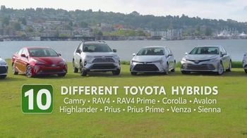 Toyota TV Spot, 'Ten Different Hybrids' [T2] - Thumbnail 2