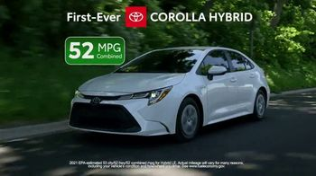 Toyota TV Spot, 'Ten Different Hybrids' [T2] - Thumbnail 5