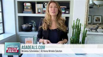 America's Steals & Deals TV Spot, 'Wrinkles Schminkles: 50% Off' Featuring Genevieve Gorder - Thumbnail 3