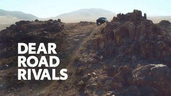 Toyota TV Spot, 'Dear Road Rivals: Trucks' [T2] - Thumbnail 1