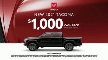 Toyota TV Spot, 'Dear Road Rivals: Trucks' [T2] - Thumbnail 8