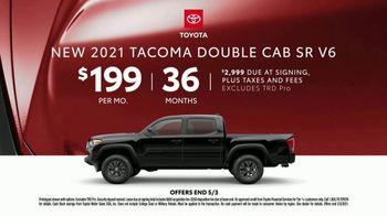 Toyota TV Spot, 'Dear Road Rivals: Trucks' [T2] - Thumbnail 9