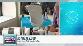 America's Steals & Deals TV Spot, 'Salon Step' Featuring Genevieve Gorder - Thumbnail 10