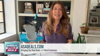 America's Steals & Deals TV Spot, 'Salon Step' Featuring Genevieve Gorder - Thumbnail 3