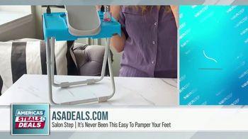 America's Steals & Deals TV Spot, 'Salon Step' Featuring Genevieve Gorder - Thumbnail 4