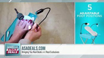 America's Steals & Deals TV Spot, 'Salon Step' Featuring Genevieve Gorder - Thumbnail 7