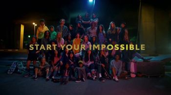 Toyota TV Spot, 'Start Your Impossible: It Could Be You' Feat. Leticia Bufoni, Lakey Peterson [T1] - Thumbnail 10