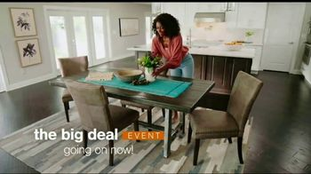 Ashley HomeStore Big Deal Event TV Spot, 'Take Time to Pay' - Thumbnail 8