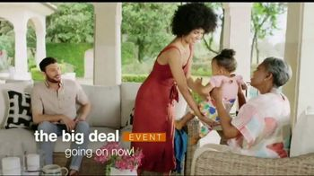 Ashley HomeStore Big Deal Event TV Spot, 'Take Time to Pay' - Thumbnail 2