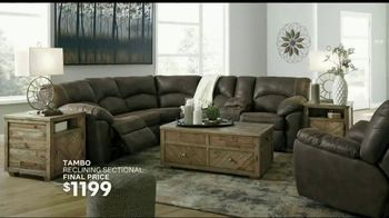 Ashley HomeStore Big Deal Event TV Spot, 'Take Time to Pay' - Thumbnail 6