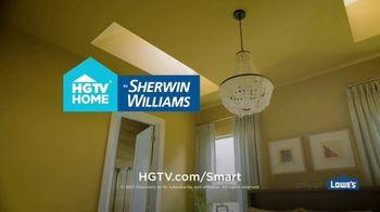 HGTV HOME by Sherwin-Williams TV Spot, 'HGTV Smart Home 2021: Natural Wonder' - Thumbnail 7