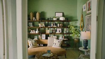HGTV HOME by Sherwin-Williams TV Spot, 'HGTV Smart Home 2021: Natural Wonder' - Thumbnail 4