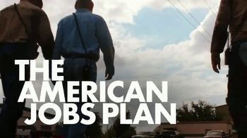 Climate Power TV Spot, 'Jobs Plan' - Thumbnail 2