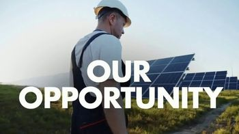 Climate Power TV Spot, 'Jobs Plan' - Thumbnail 7