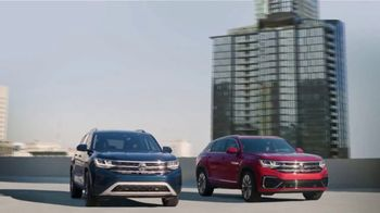 Volkswagen Sign Then Drive Event TV Spot, \'Ranking: SUVs\' [T2]