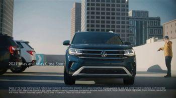 Volkswagen Sign Then Drive Event TV Spot, 'Ranking: SUVs' [T2] - Thumbnail 2
