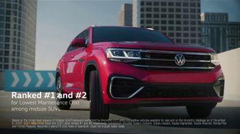 Volkswagen Sign Then Drive Event TV Spot, 'Ranking: SUVs' [T2] - Thumbnail 3