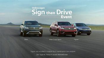 Volkswagen Sign Then Drive Event TV Spot, 'Ranking: SUVs' [T2] - Thumbnail 6