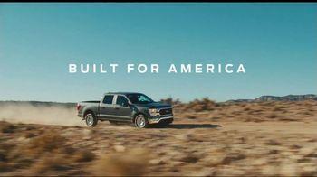 2021 Ford F-150 TV Spot, 'Truck of the Future: F-150' [T2] - Thumbnail 7