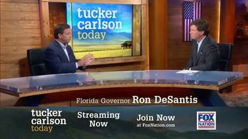 FOX Nation TV Spot, 'Tucker Carlson Today' - Thumbnail 7