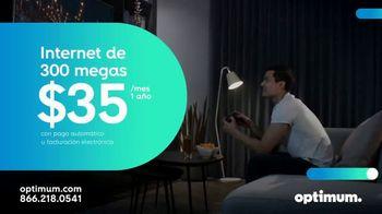 Optimum TV Spot, 'Se puso mejor: $35 dólares' [Spanish] - Thumbnail 6