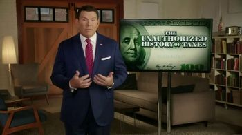 FOX Nation TV Spot, 'The Unauthorized History of Taxes' - 41 commercial airings