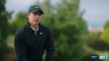 Dick's Sporting Goods TV Spot, 'Questions' Featuring Rory McIlroy