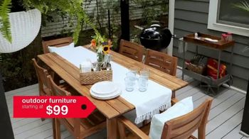 Overstock.com TV Spot, 'A Patio Refresh'