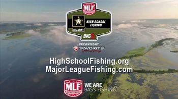 Major League Fishing TV Spot, '2021 U.S. Army High School Fishing Big 5'